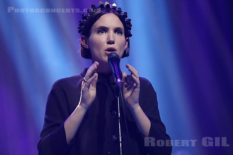 [Live report] Oceaán, Woman's Hour et Lykke Li au Festival des Inrocks