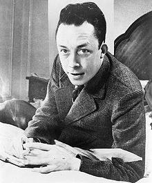 Une lettre de Camus écrite à Sartre retrouvée