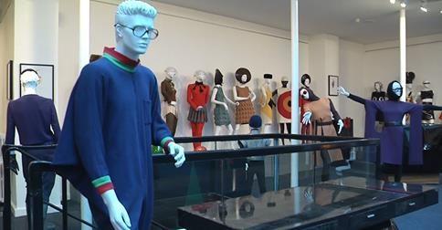 Le nouveau musée dédié à Pierre Cardin a ouvert dans le Marais