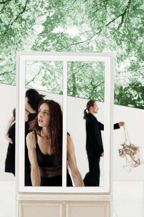 Carolyn Carlson crée «Now» au Théâtre de Chaillot: «home is here»
