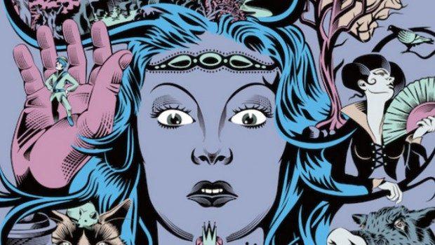 Yann Legendre illustre les contes (choisis) de Grimm