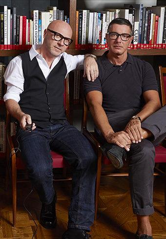 Fin des accusations pour les créateurs de Dolce & Gabbana