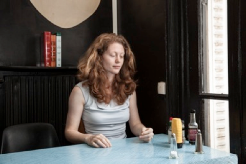 «I love you : ébauche», Leïla Gaudin au studio Le Regard du Cygne
