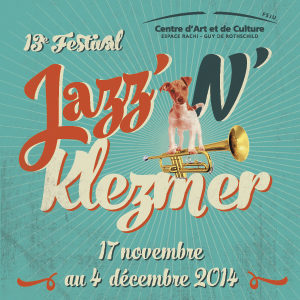 [Interview] Pour sa 13ème édition, le Festival Jazz'n Klezmer fête l'âge d'homme