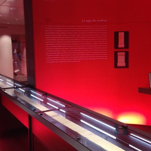 Sade parmi les libertins au musée des lettres et des manuscrits