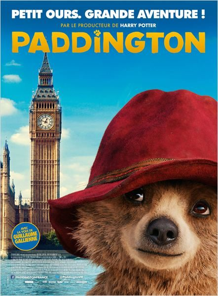 Box-office: L'Ours Paddington devance la French de Dujardin au top 10 des entrées France semaine.