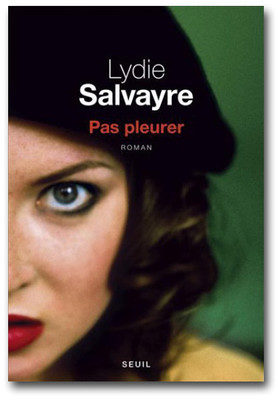 Lydie Salvayre, lauréate du prix Goncourt 2014 pour «Pas pleurer»