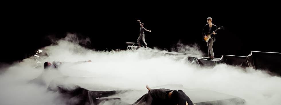 [Interview] Eric Lamoureux : « Je trouve cela assez jouissif d'exploser la danse »