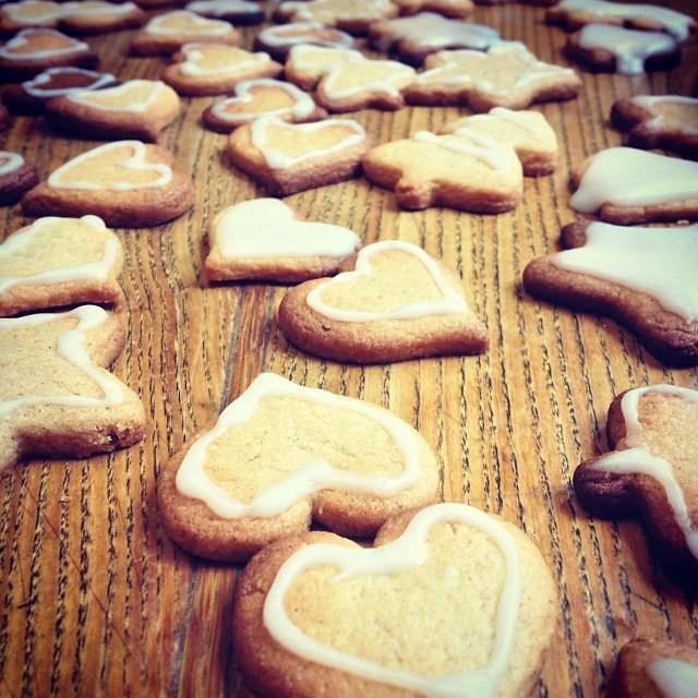 [La recette de Claude] Biscuits de noël aux épices
