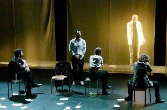 Au théâtre du Lucernaire, « Ni Dieu ni Diable » interroge l'amour et le sacré