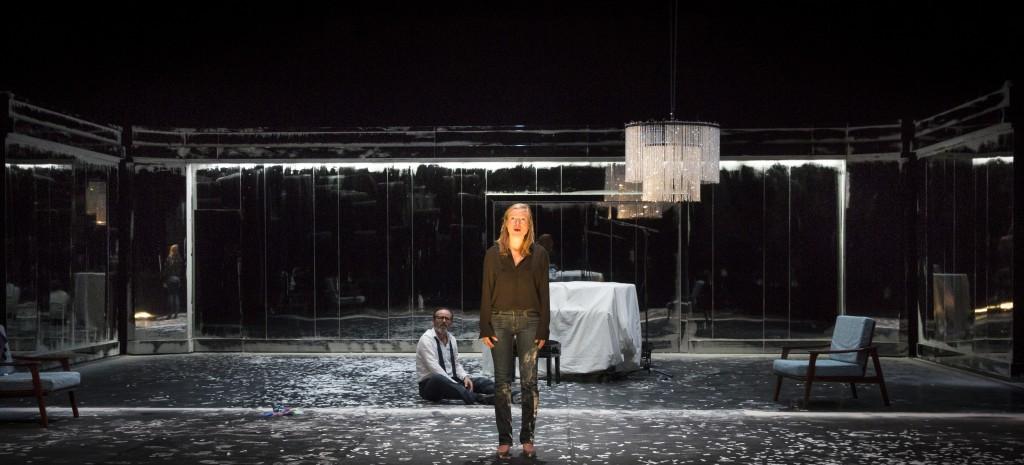 Une «Gertrud» indésirable dans la mise en scène de Jean-Pierre Baro