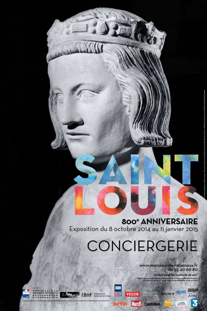 Saint Louis à la Conciergerie