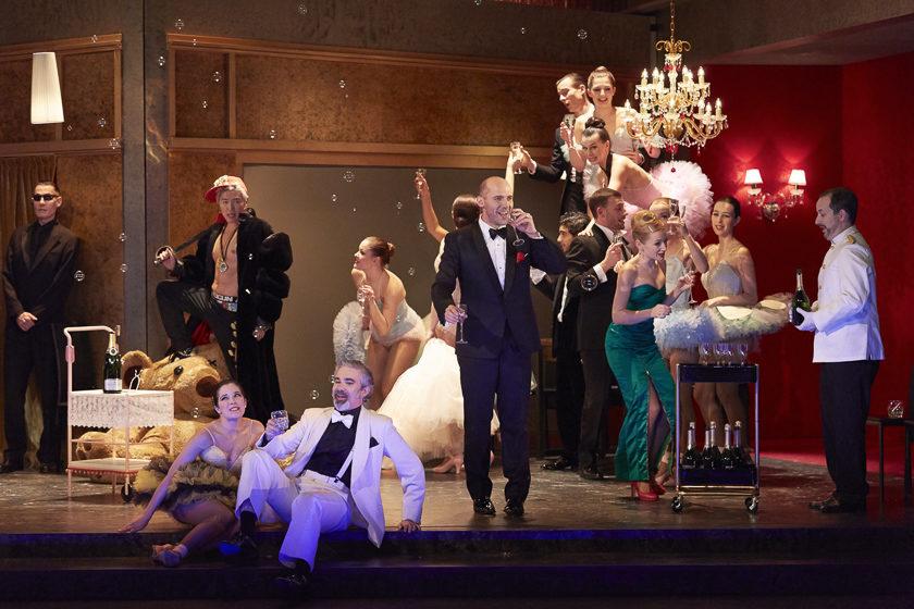 La Chauve-Souris de Strauss à l'Opéra Comique: la nouvelle référence