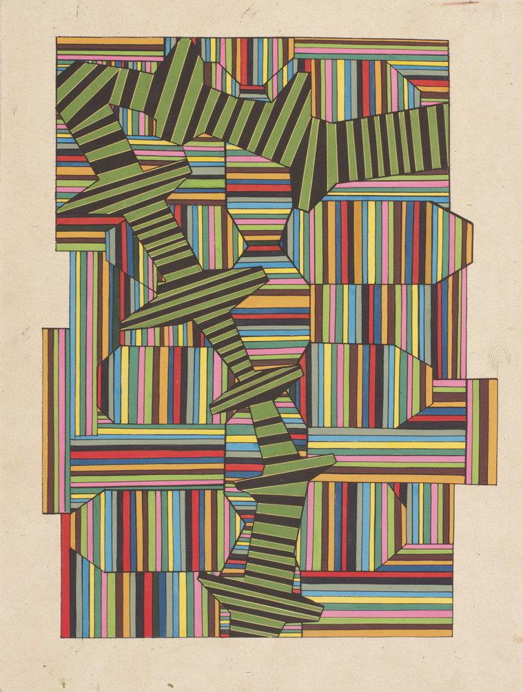 Alexander Gorlizki à la Galerie Eric Mouchet à Paris