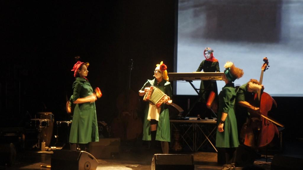 Dakh Daughters Band, le freak cabaret venu de l'Est