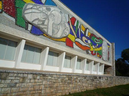 Clin d'œil culturel sur la Côte d'Azur (4/4) : le musée national Fernand Léger de Biot