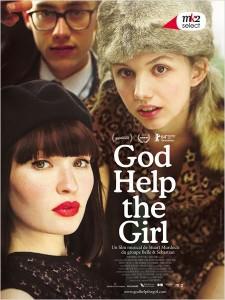 God help the girl Affiche