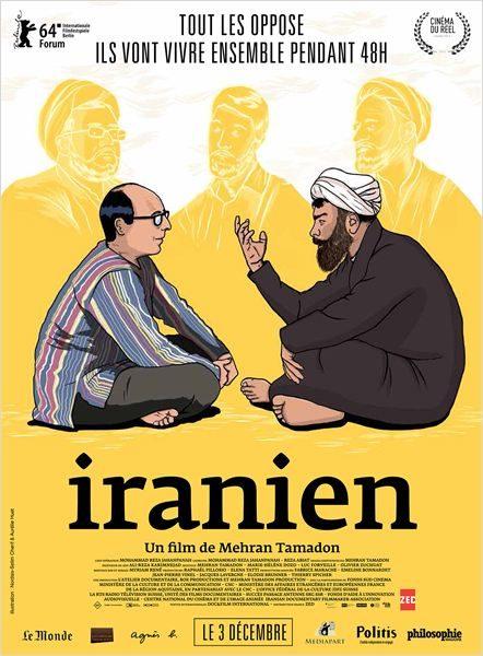 [Critique] « Iranien » : conversation fine sur l'espace public d'un pays théocratique