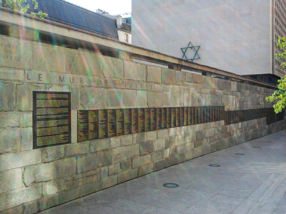 Le Memorial de la Shoah fête le 70ème anniversaire de la « libération » des camps