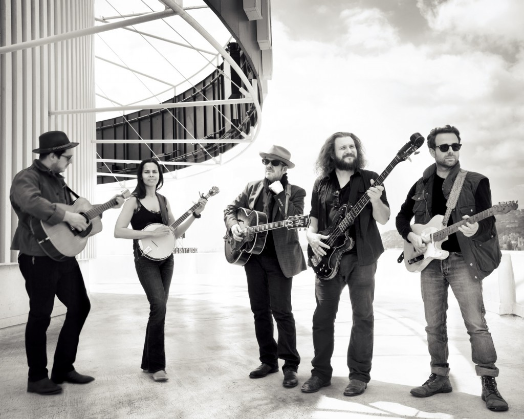 [Chronique] The New Basement Tapes « Lost On The River»