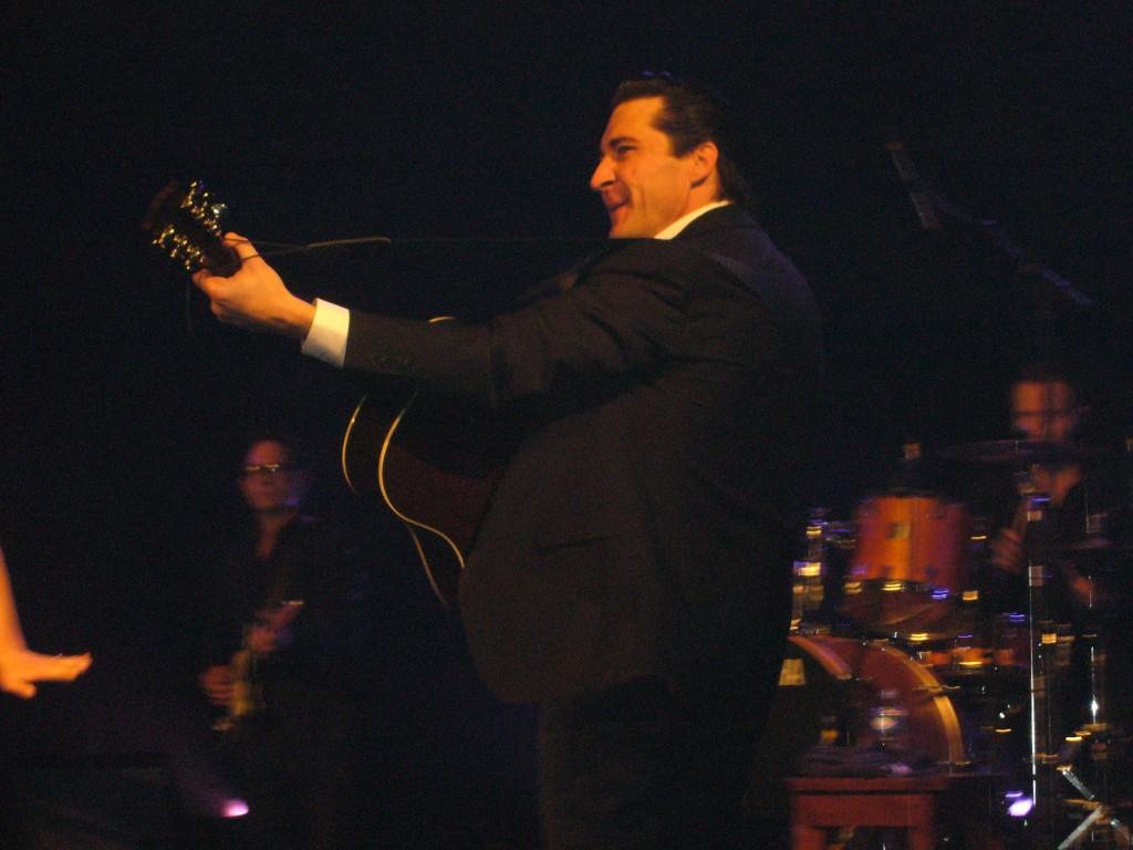 [Live report] Shawn Barker « The Man In Black » au Théâtre du Casino à Enghien Les Bains