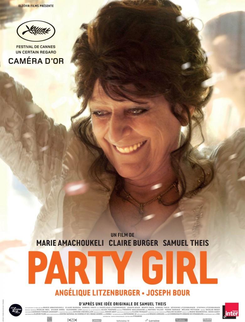 Gagnez 10 codes pour voir « Party Girl » sur UniversCiné