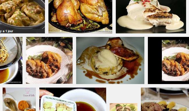 [La recette de Claude] Pintade rôtie, sauce au foie gras