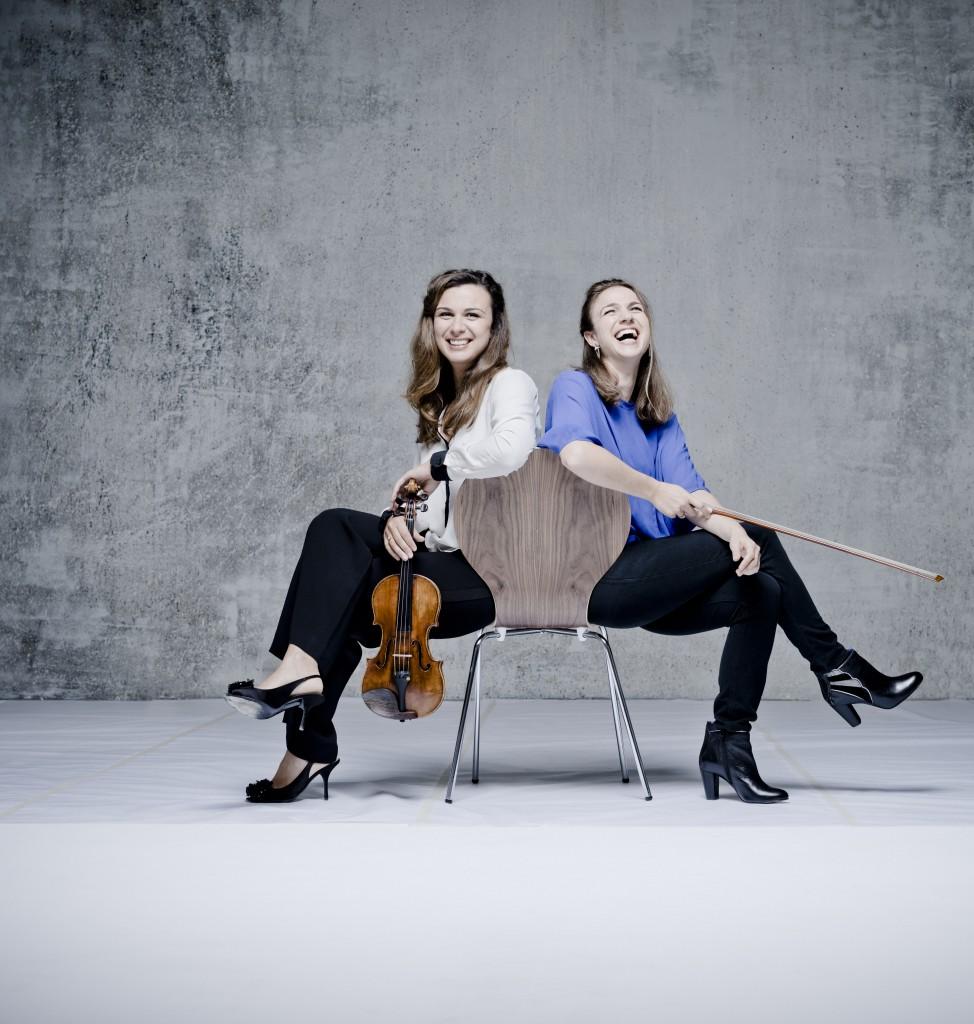 [Live Report]Bach par les soeurs Nemtanu et l'orchestre de chambre de Paris: générosité, convivialité et complicité!