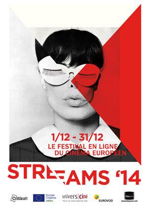 Streams lance sa 3 ème édition du Festival numérique de films européens
