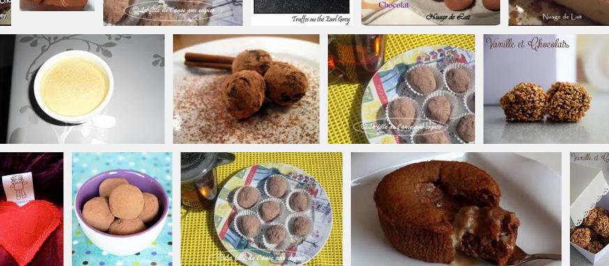 [La recette de Claude] Truffes au chocolat et au thé earl grey