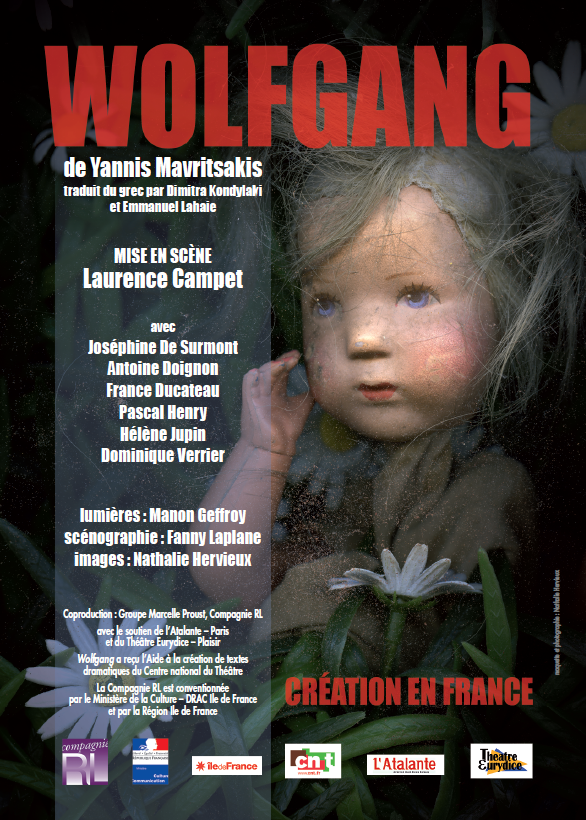 « Wolfgang » au théâtre de L'Atalante