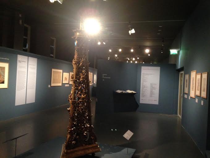 Exposition Viollet-le-Duc à la Cité de l'Architecture