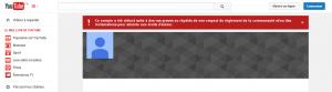 """Capture d'écran de la page Youtube, chaîne """"Dubsmash Compilations"""""""