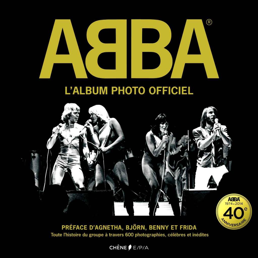 ABBA : l'album photo officiel