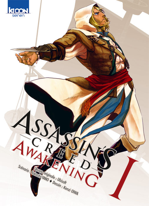 «Assassin's Creed Awakening» Tome 1