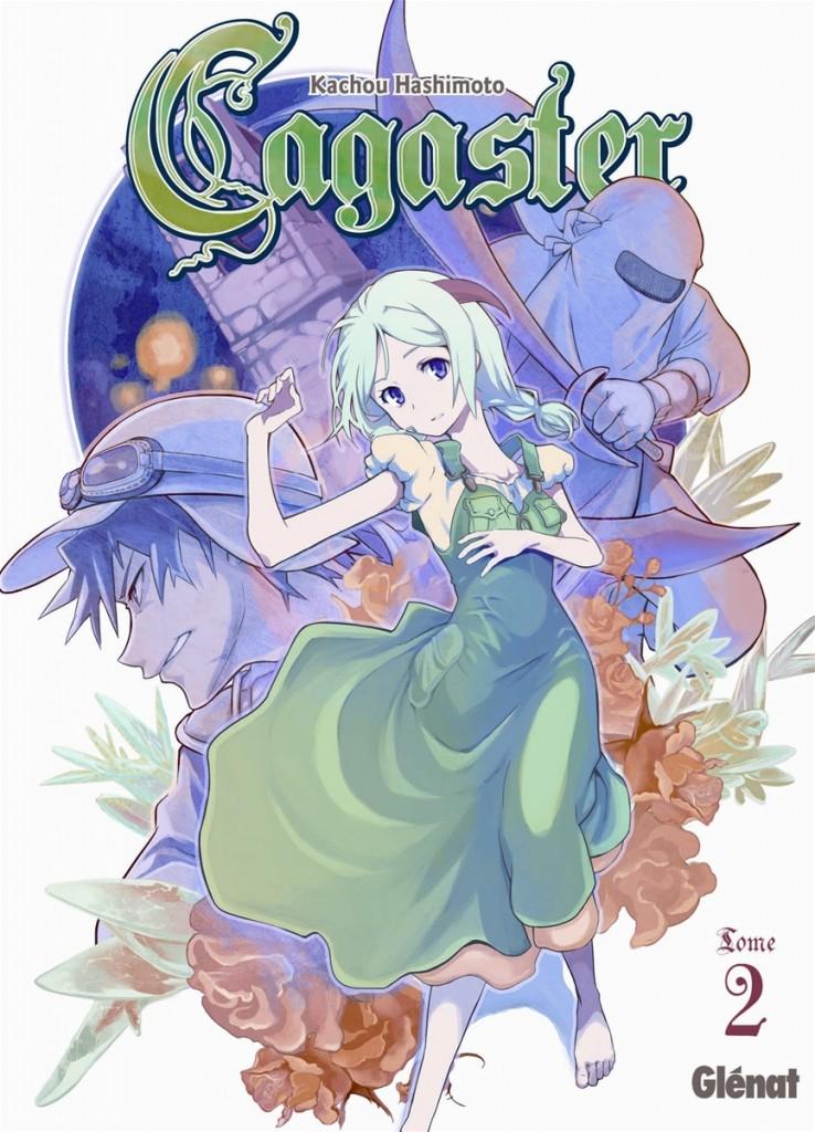 «Cagaster» tome 2 : E-01