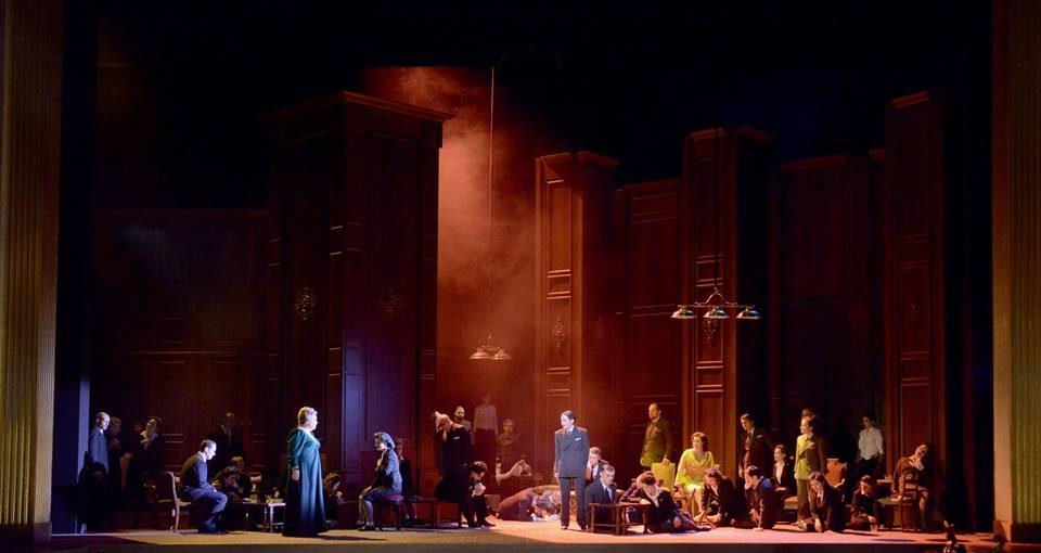 La Clémence de Titus au Théâtre des Champs-Elysées : les passions aux racines du pouvoir
