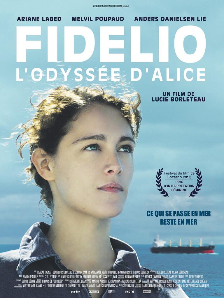[Critique] « Fidelio l'odyssée d'Alice » passionnant portrait de femme en mer porté par la révélation Ariane Labed