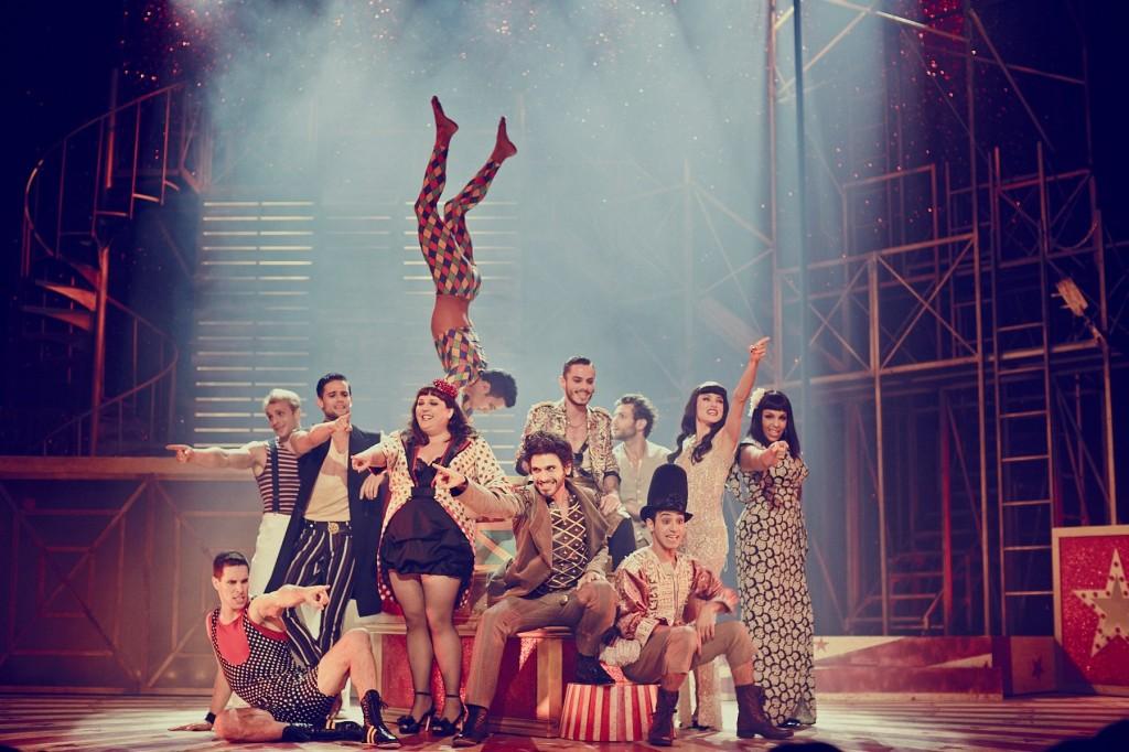 « Love Circus » : un mélange des genres pour un shoot de sensations