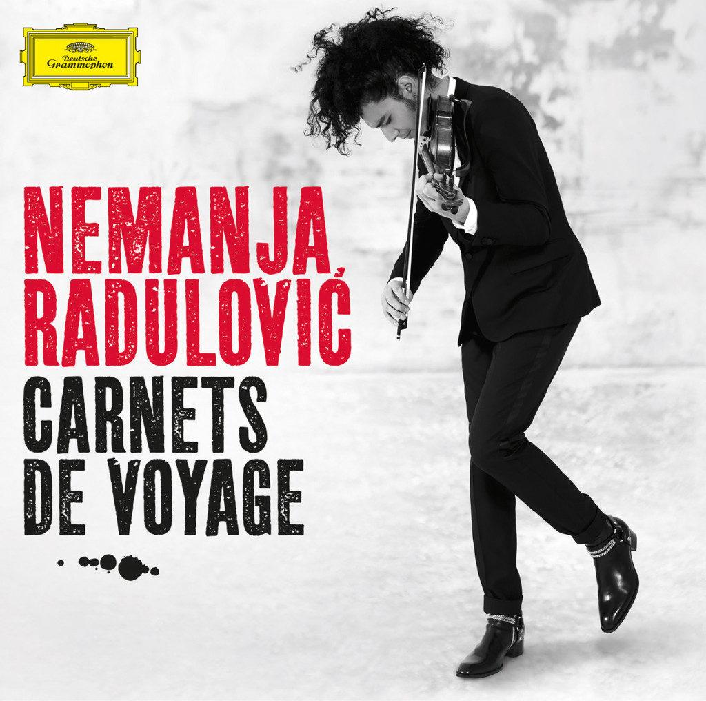 Gagnez 5 exemplaires de « Carnet de Voyage », le dernier album de Nemanja Radulovic