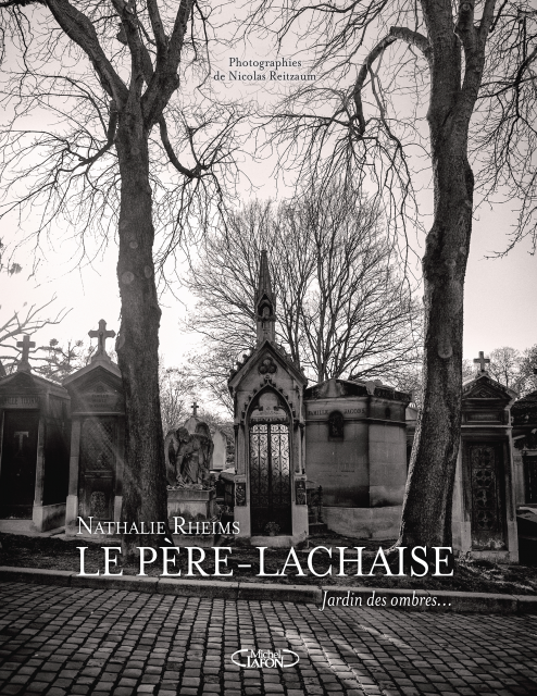 Nathalie Rheims parle du Père Lachaise
