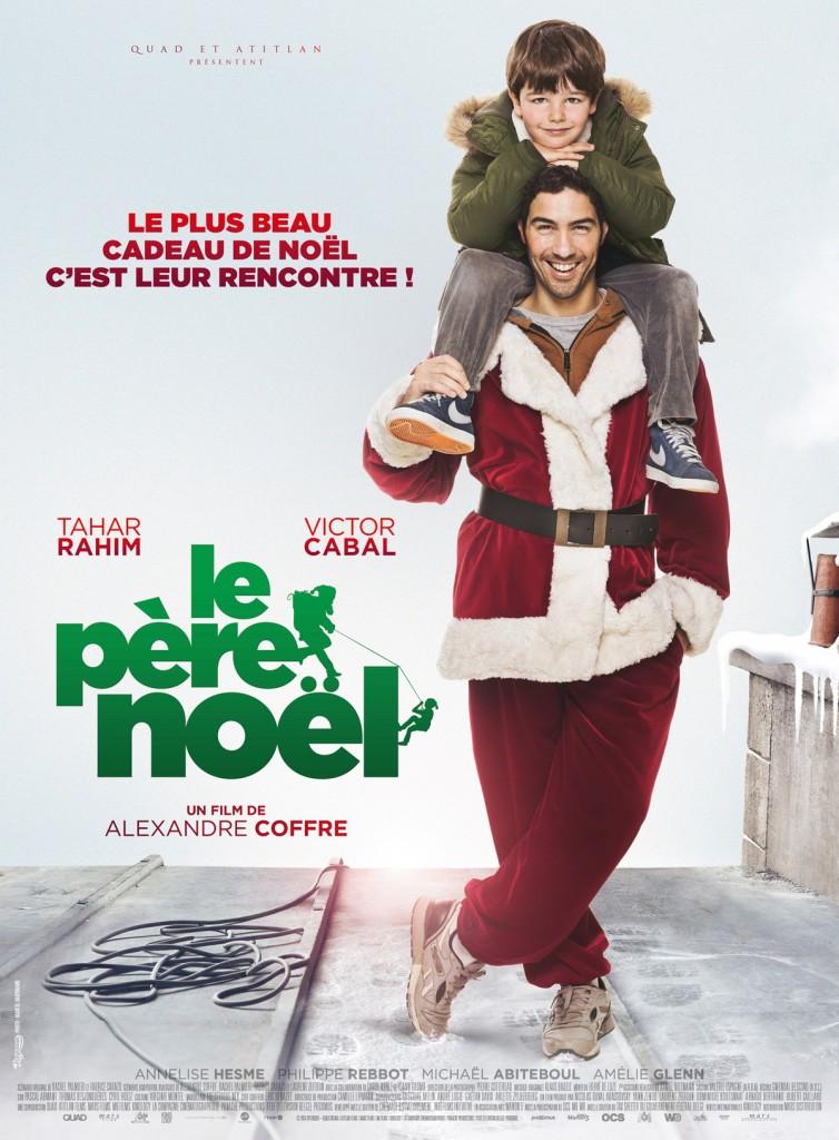[Critique] « Le Père Noël »Tahar Rahim Bad Santa dans un conte hivernal social et familial