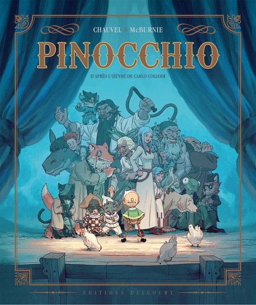«Pinocchio» : récit initiatique intemporel