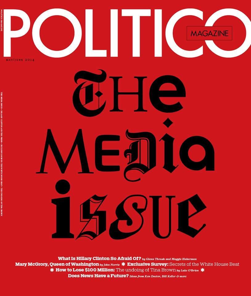 Le site d'information politique Politico arrive en Europe