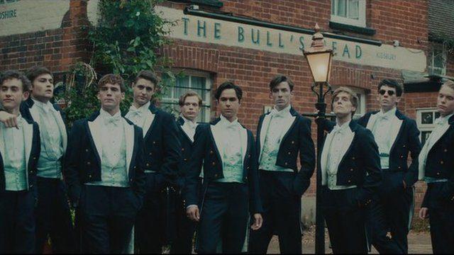[Critique] « The Riot Club » : plongée élégante mais un peu fade dans l'enfer des cercles estudiantins britanniques