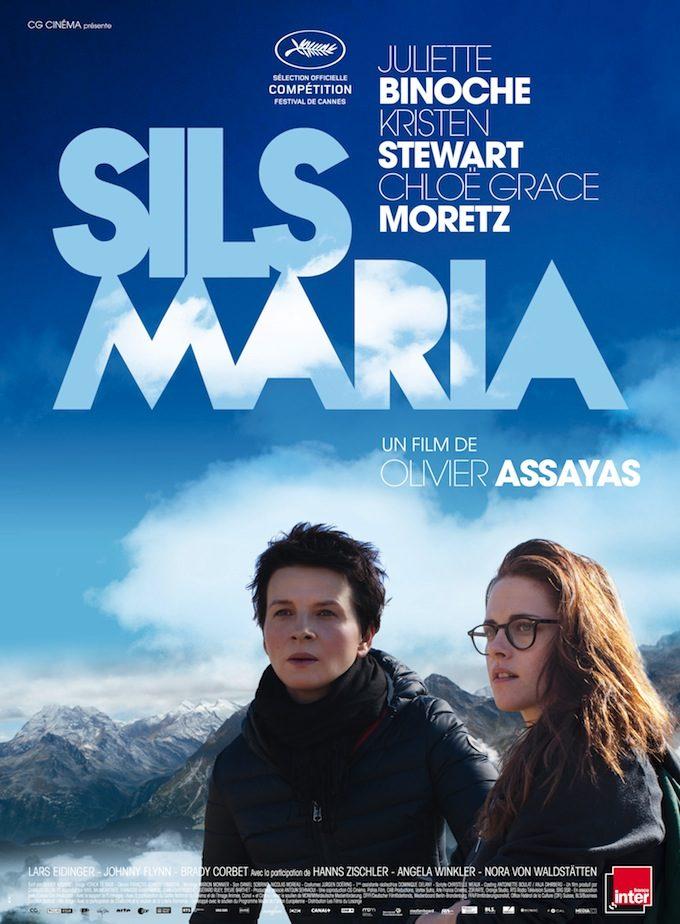 Le prix Louis Delluc 2014 est attribué à Sils maria d'Olivier Assayas