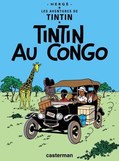 Tintin de nouveau accusé de racisme