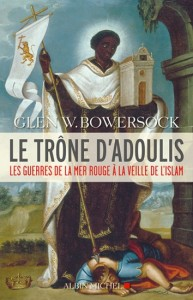 trone d'adoulis