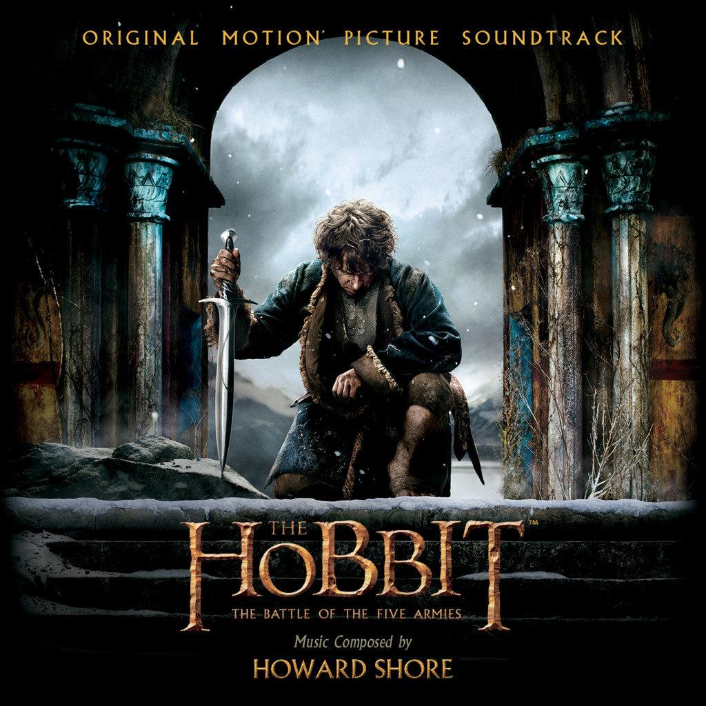 Gagnez 5 exemplaires de la bande-originale « The Hobbit – La bataille des cinq armées »