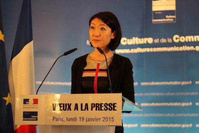 La ministre de la Culture veut de nouvelles aides pour la presse